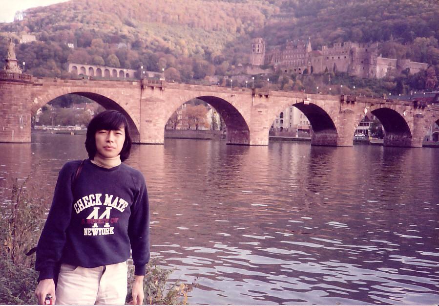 ハイデルベルグ(Heiderberg) 1984年