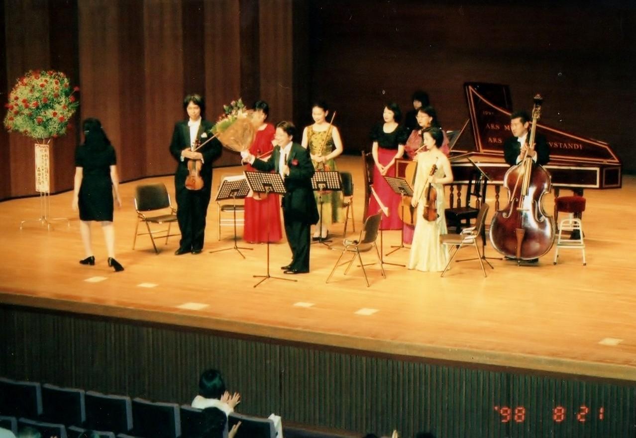 第4回 アルビノーニ作曲 オーボエ協奏曲ニ短調 Op.9-Nr.2