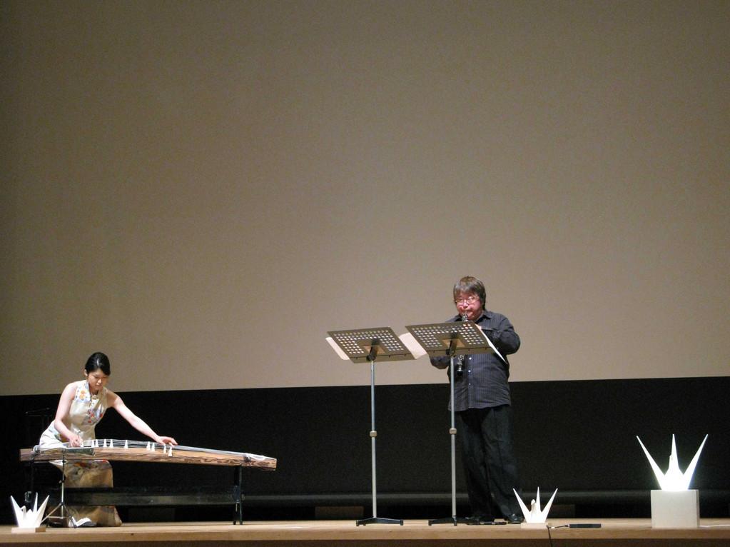 広島、原爆の日、コンサート「ヒロシマの心を世界に!」に出演!