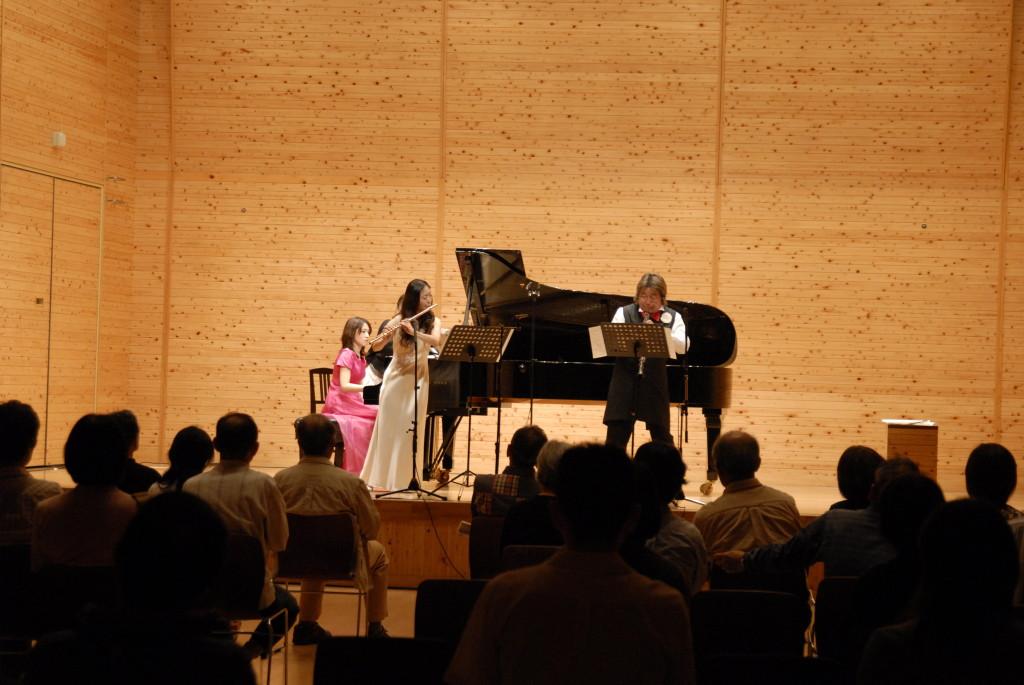 2007年6月9日 広島県廿日市市吉和 魅惑の里 森のコンサート