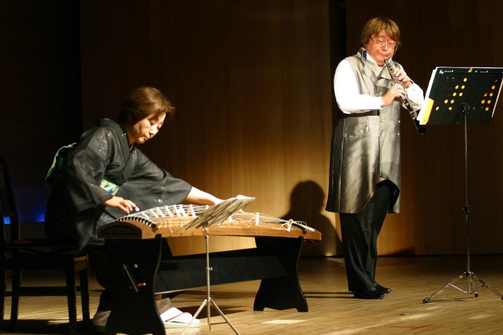 平成音楽大学教員コンサート(箏 二宮晶代)2008年7月2日 熊本県御船町カルチャーセンター