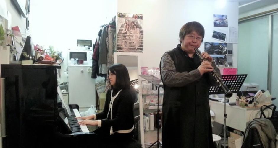 2013年1月11日 マリマリみゅーじっくイヴニングコンサート