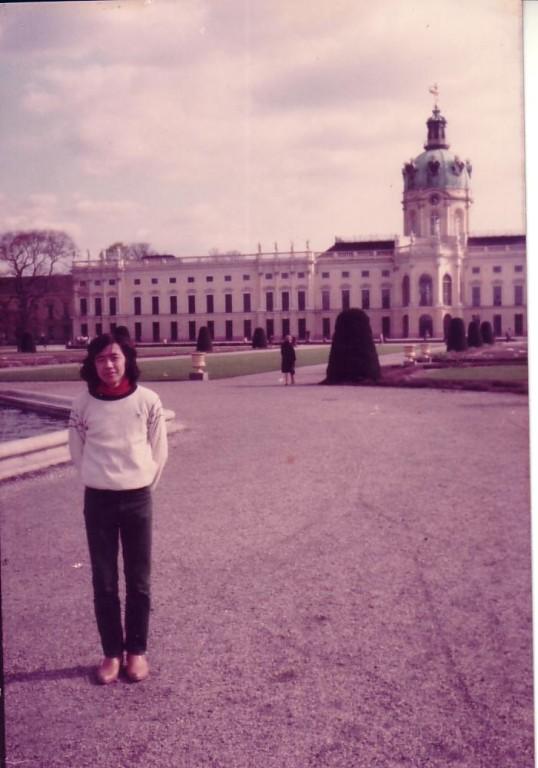 シャルロッテンブルグ宮殿!