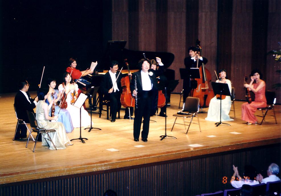 第6回 ベルリーニ作曲 オーボエ協奏曲 出田敬三作曲 「五木の子守唄」ファンタジー