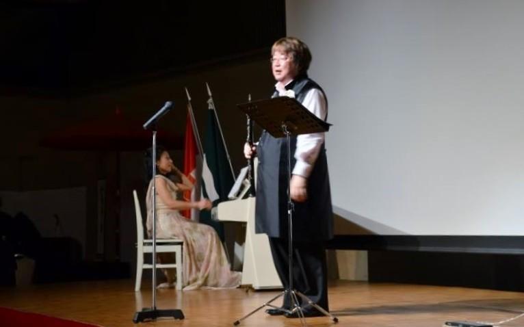 2013年8月2日 財団法人広島平和文化センター主催 ハノーバーの日記念催事