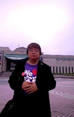 Yoshihiko UEDA  in Soeul /Korea