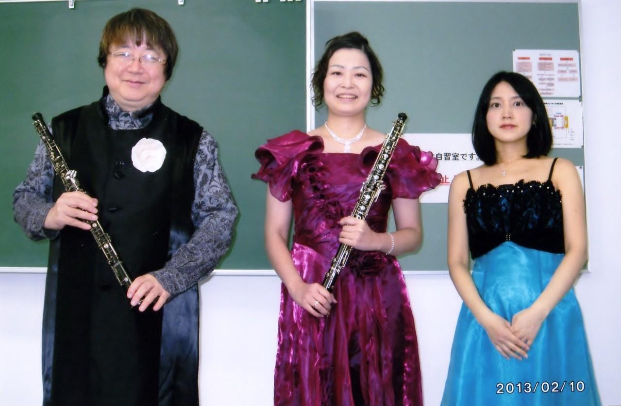 2013年2月10日 岩国YMCA国際医療福祉専門学校創立15周年記念同窓会コンサート