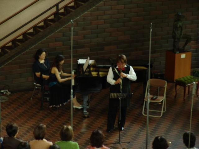 熊本県立美術館コンサート