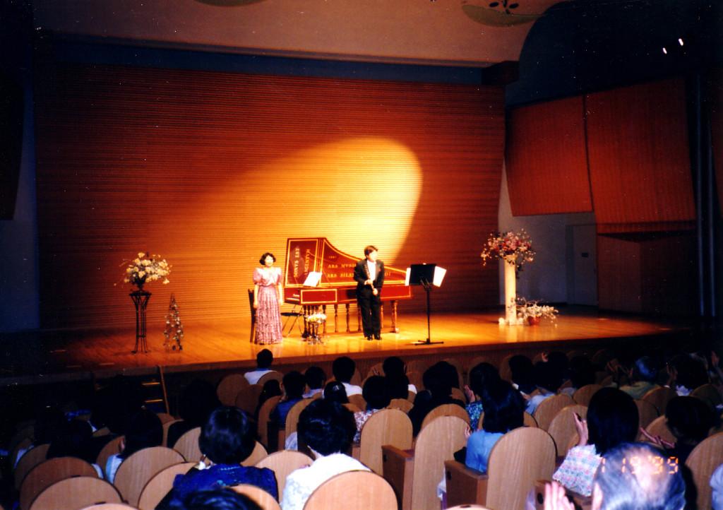 1999年7月19日 米子市でのコンサート