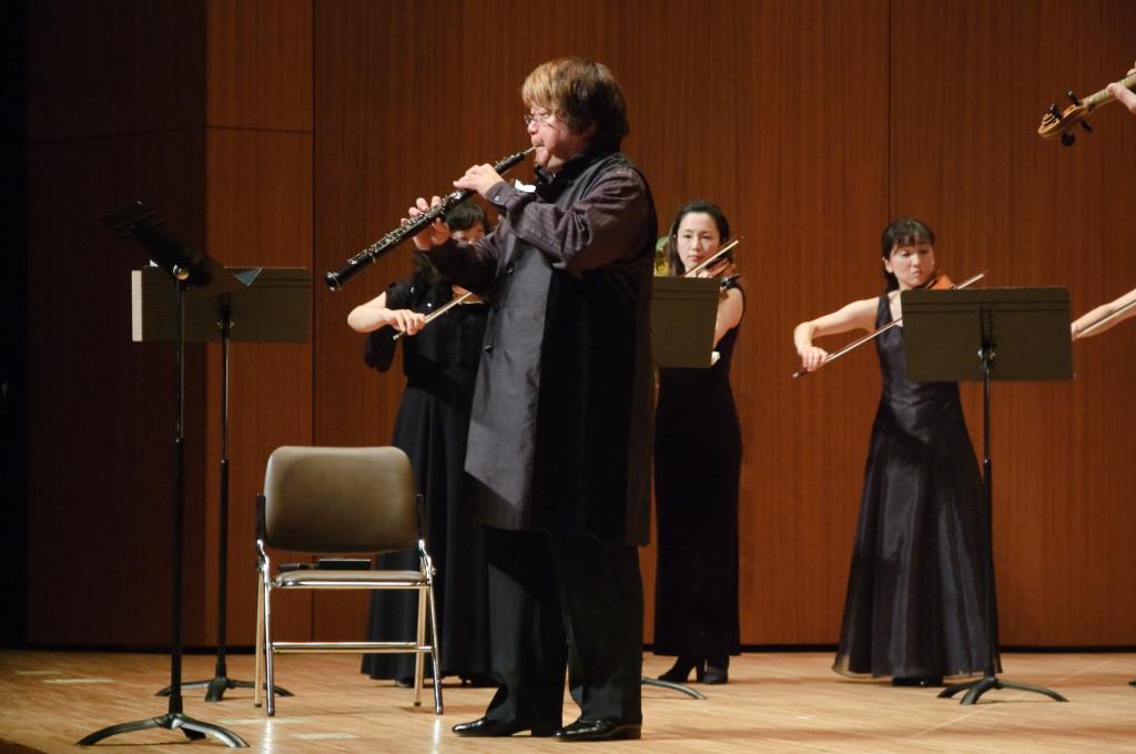 2010年1月23日広島市中区 広島県民文化センターホールでリサイタルをしました