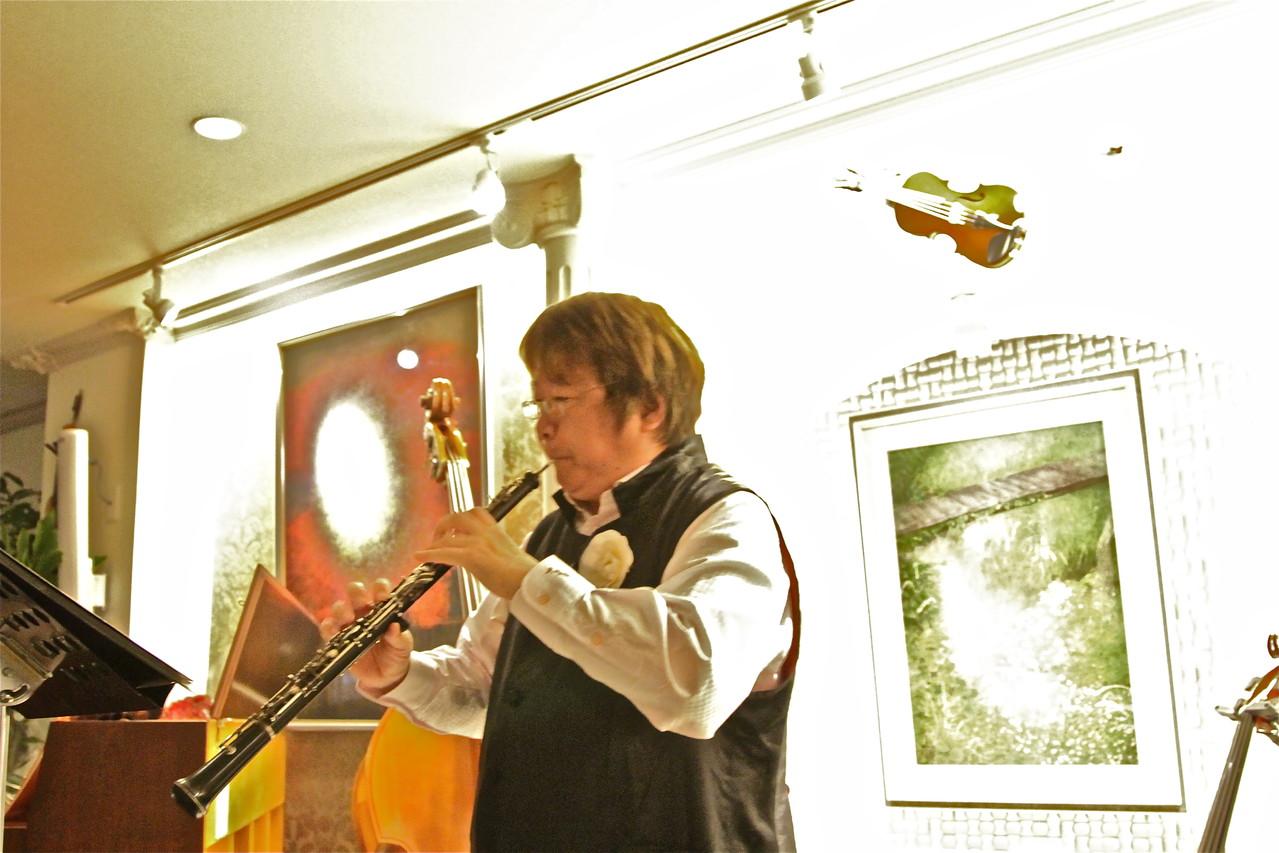 2013年8月1日 広島市中区紙屋町 一楽章f未完成 リニュアルオープンコンサート