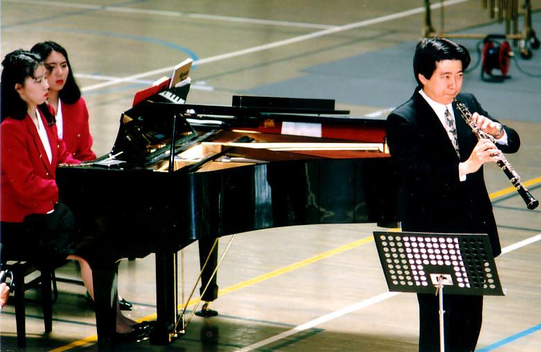1994年5月13日熊本県小国ドームでの演奏