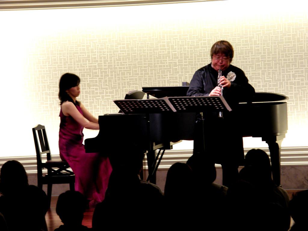 2010年6月11日 平成音楽大学教員コンサート 熊本市 平成音楽大学サテライトステージ