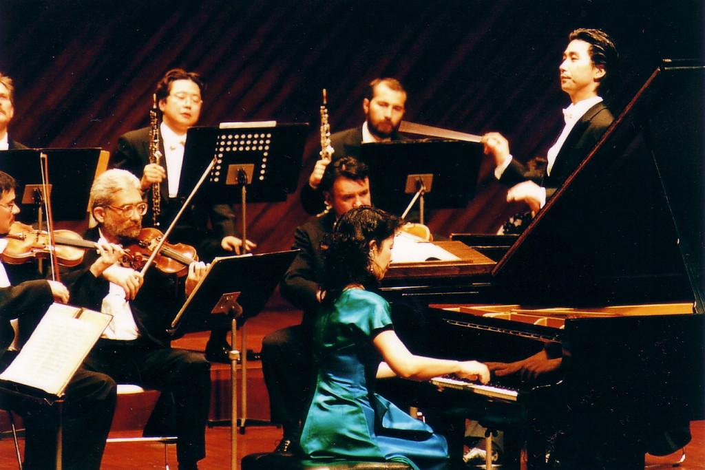 トランシルバニア管弦楽団(ルーマニア)1999年6月 熊本県立劇場