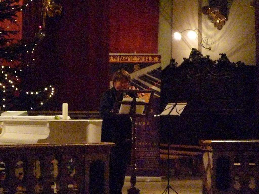 2010年12月28日 ヴィーンのピアリステン教会