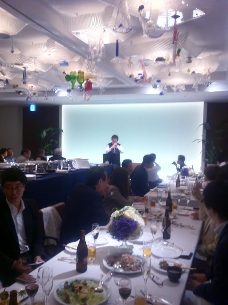 2012年6月21日 広島市中区 オリエンタルホテル広島 基町倶楽部コンサート