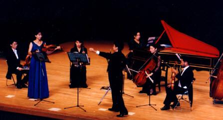 第3回 J.S.バッハ作曲 ヴァイオリンとオーボエのための協奏曲ニ短調BWV.1060