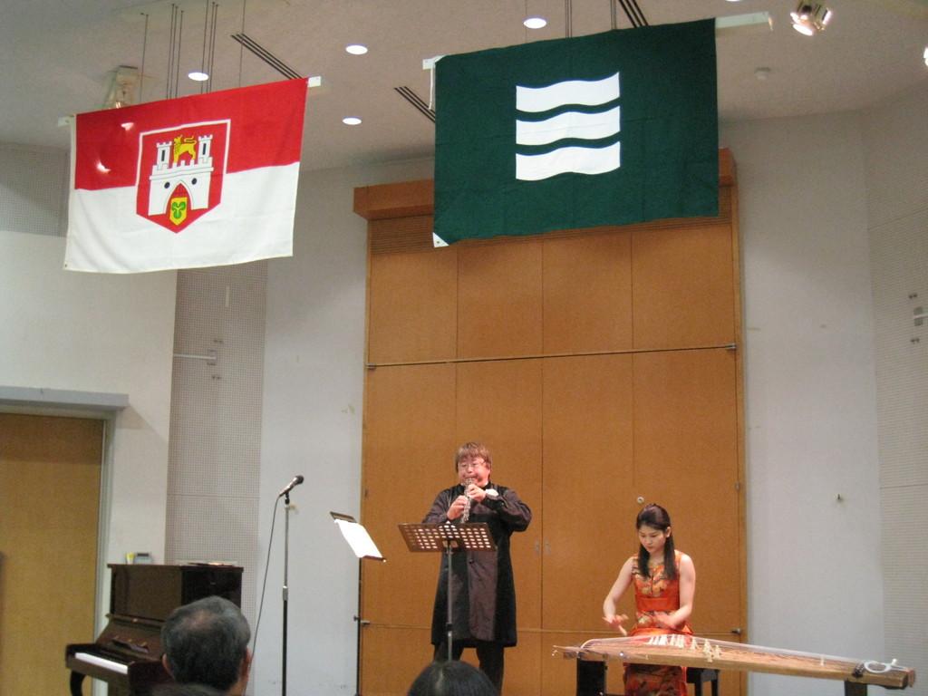 2010年5月23日 財団法人広島平和文化センター主催 ハノーバーの日記念催事