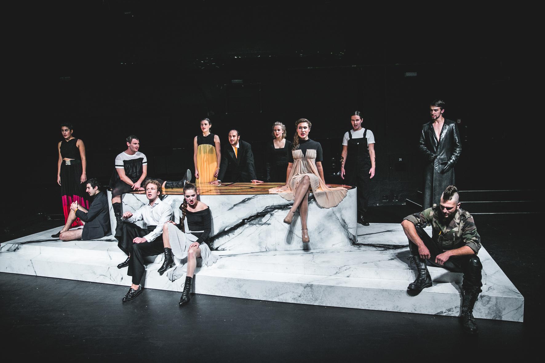 Kooperation mit dem Schauspielhaus Graz - IDOMENEUS (2015/16)