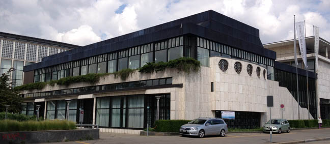 Kongresshaus Haefeli-Moser