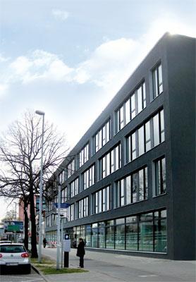 Büro- und Geschäftshaus Nordhoffstraße Wolfsburg