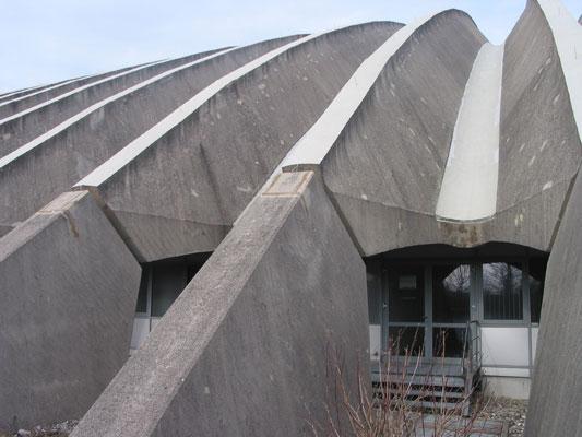 Deutsche Post Paketumschlaghalle München