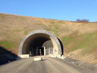 NBS Ebensfeld-Erfurt, BÜ Tunnel Eierberge