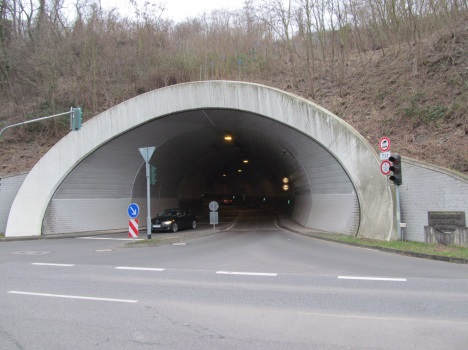 Burgberg_Sicherheitsdokumentationen für 12 Tunnel in Rheinland-Pfalz
