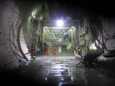 ABS/NBS Karlsruhe – Basel - Katzenbergtunnel