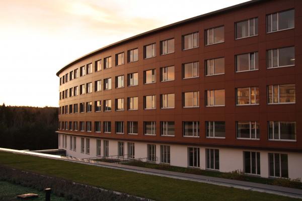 Generalsanierung Wald-Klinikum Gera