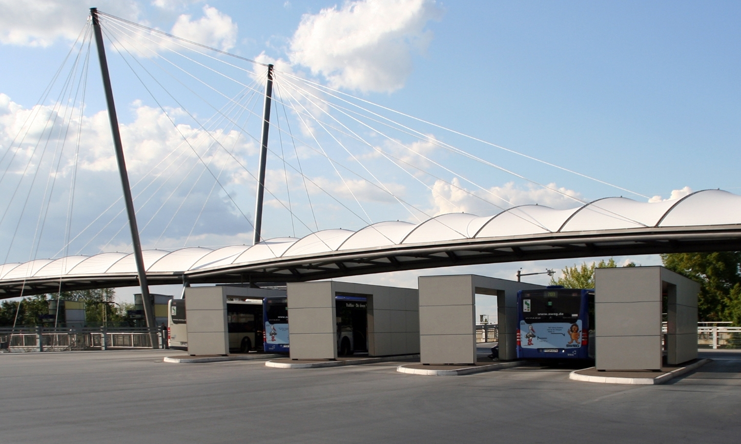 Busbahnhof Walldorf-Wiesloch