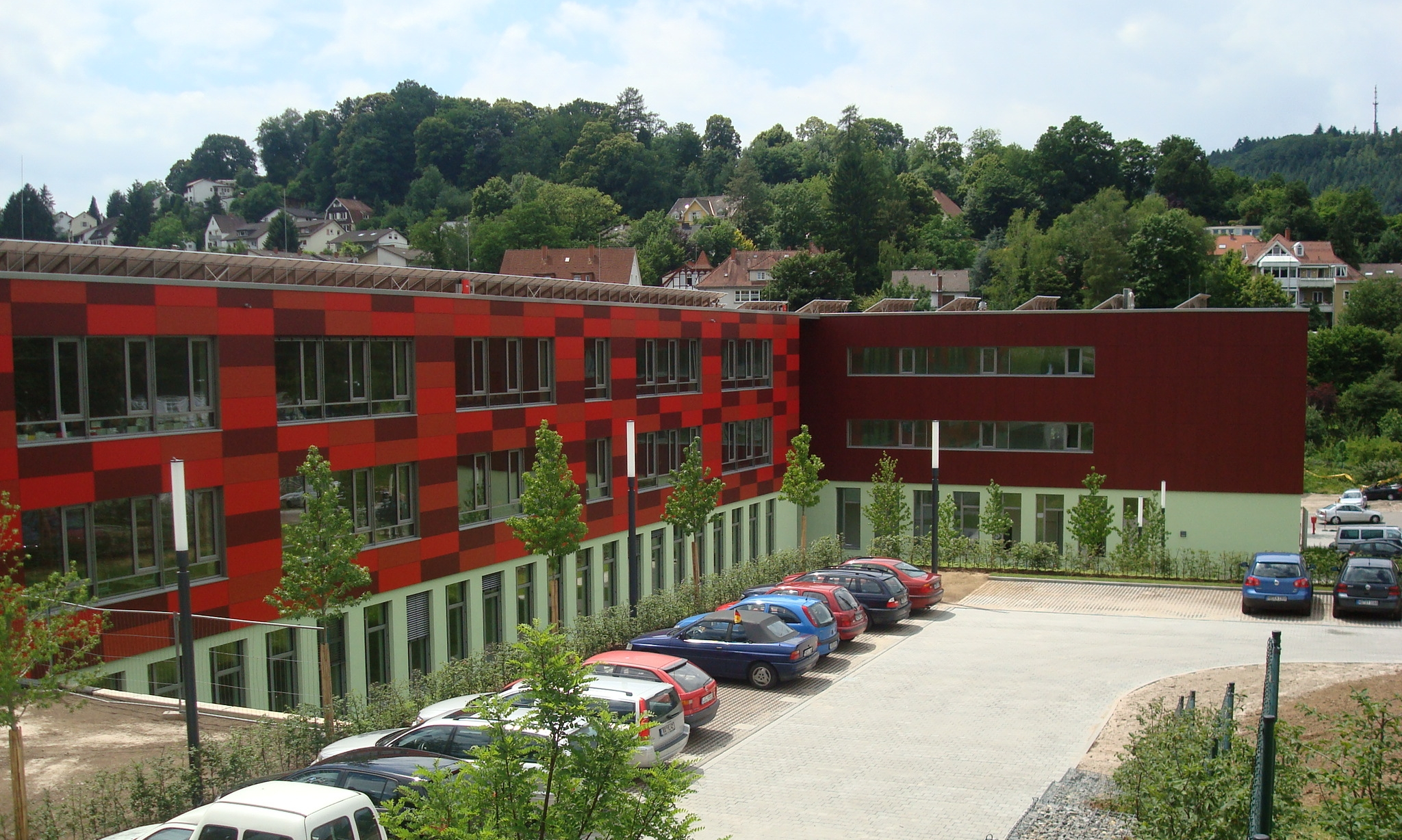Schulzentrum Neckargemünd