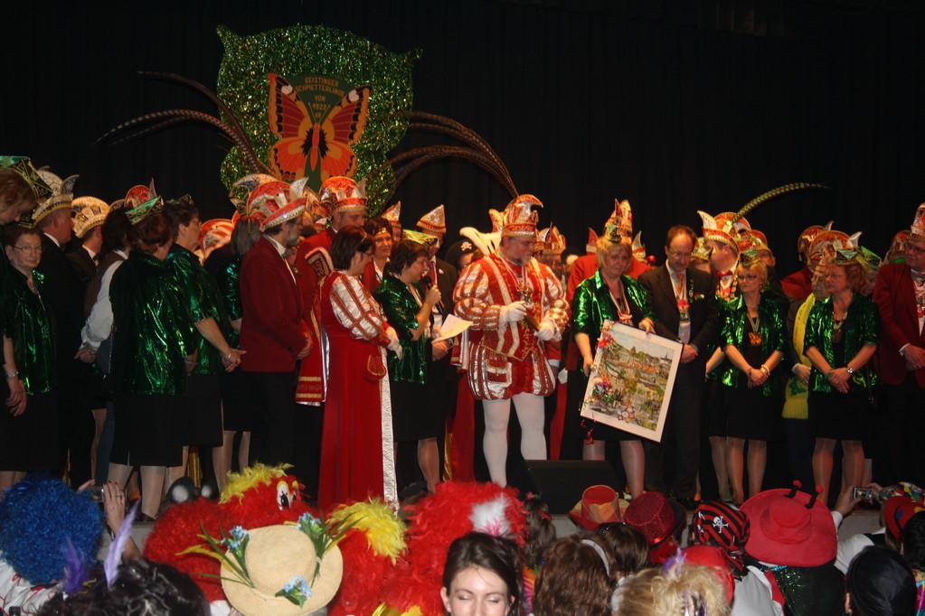 Weiberfastnacht 2009