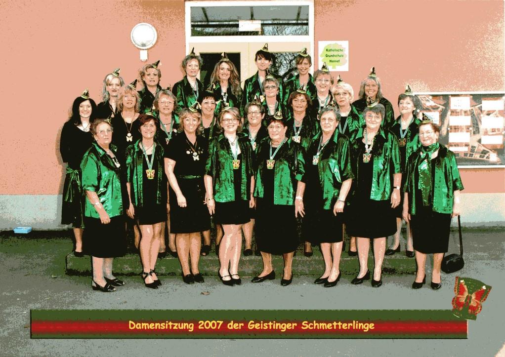 Weiberfastnacht 2007