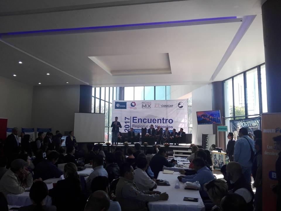 Encuentro de Negocios Izcalli 2017