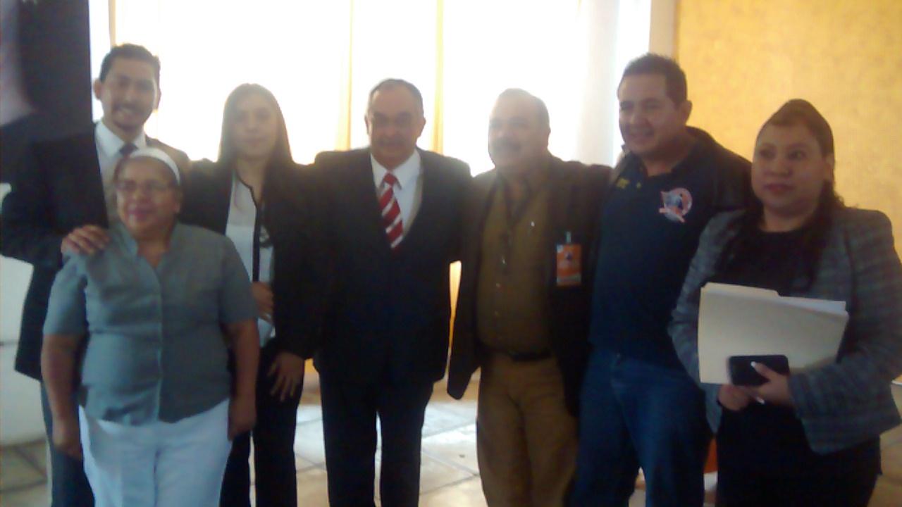 Reunión Delegado Federal STPS