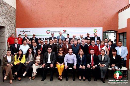 Reunión Empresarios Coacalco