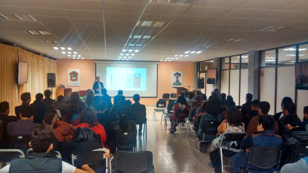 Conferencia TIC´S Dological-TESCI