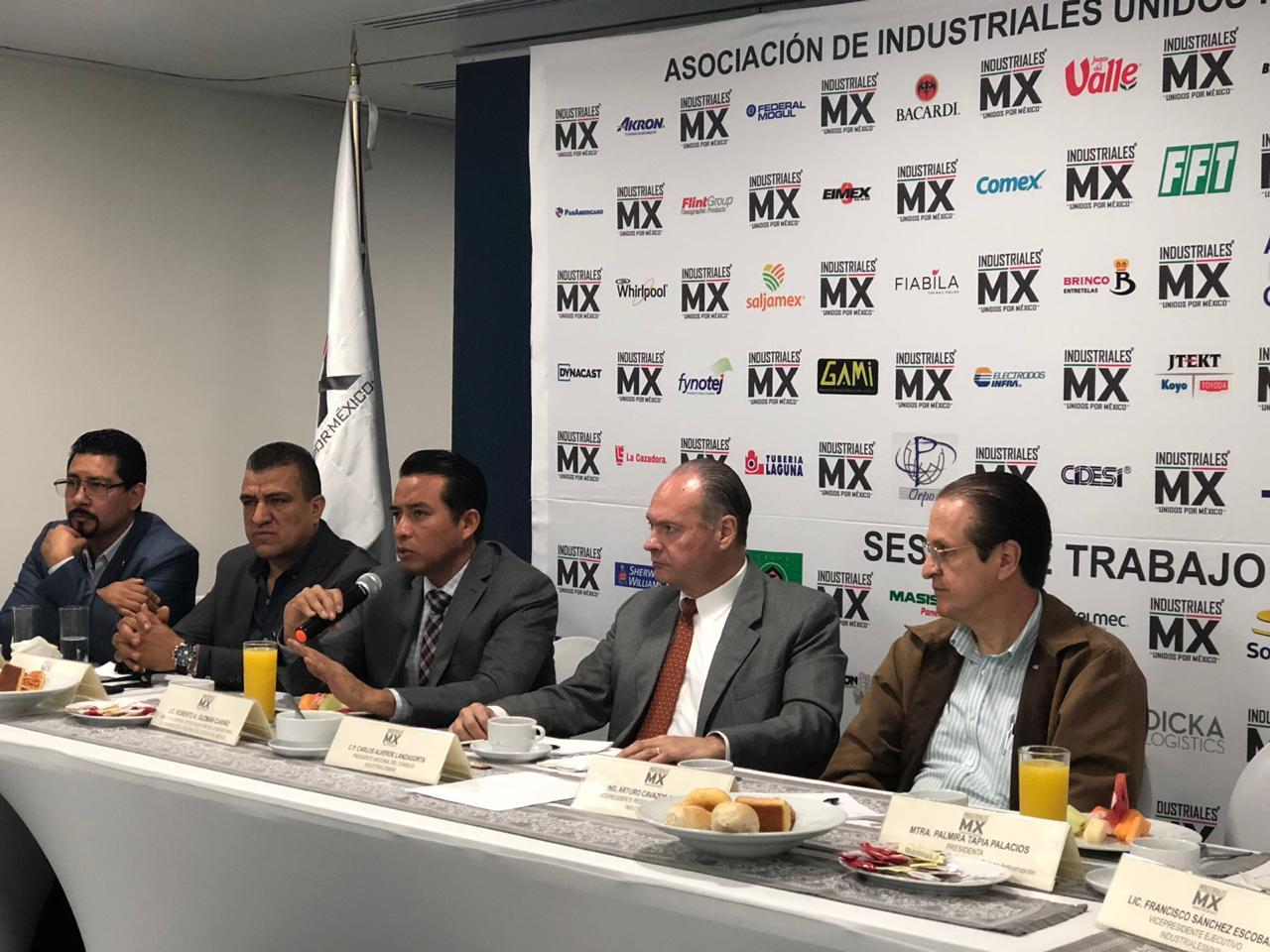 Reunión con la Secretaria de Finanzas del Estado de México
