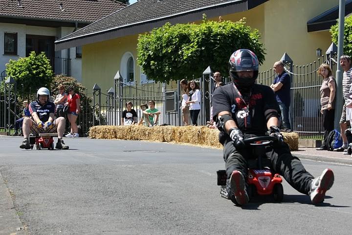 Finalrennen - Sieger Martin Oemler