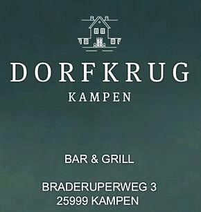Dorfkrug Kampen Sylt !