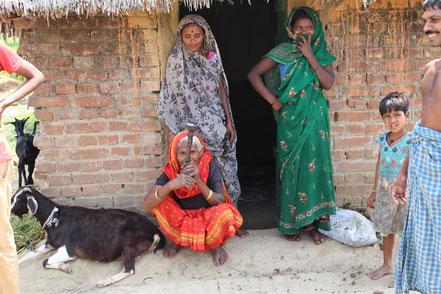 Voyage solidaire pour aider l'association Gurukul, un atelier-école en Inde.