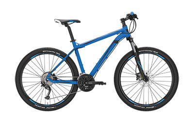 Conway MTB MS427 matt blau/schwarz, Zweirad Kehlenbeck Delmenhorst