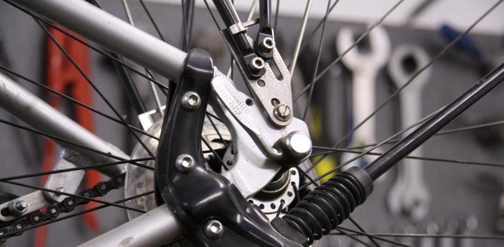 Bild Werkstatt, Zweirad Kehlenbeck, Delmenhorst, Fahrrad, Speichen