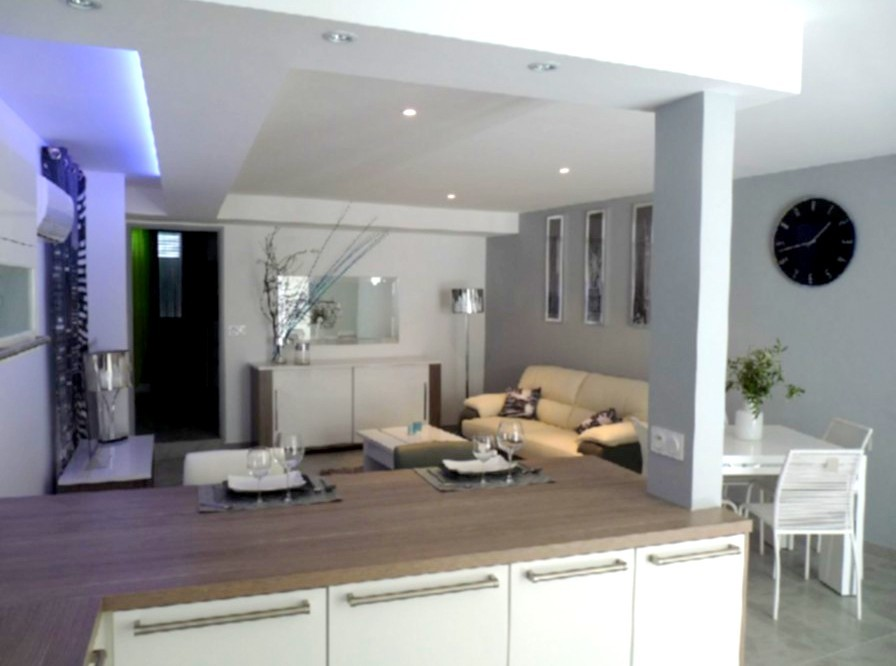 Appartement en rénovation complète