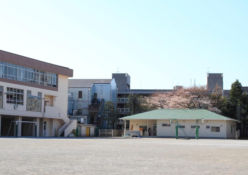 坂下二丁目 志村第六小学校