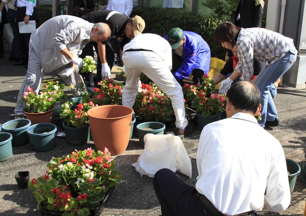 蓮根 花いっぱいキャンペーン