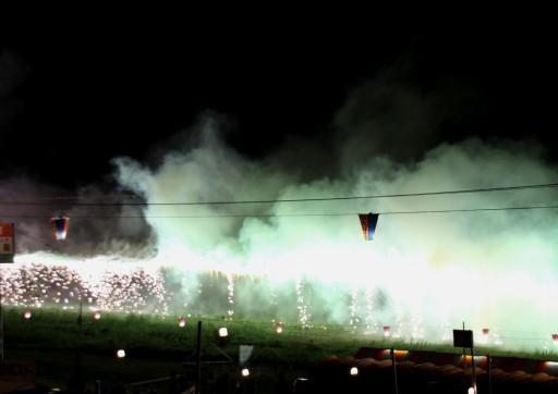 いたばし 花火大会 2010年