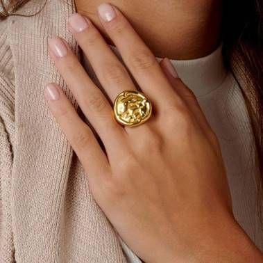 Ring Navy van UNO DE 50 - Aangeboden door Deze of Gene