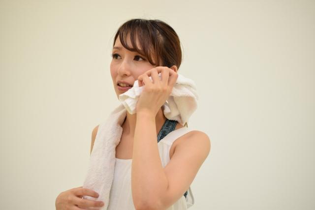 夏こそ汗をかこう(豊田市・夏目接骨院腰痛ブログ)
